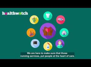 Healthwatch survey asking residents what matters most in Maidenhead and Windsor