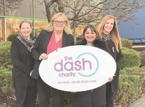 Louis Baylis grant will help fund DASH helpline during lockdown