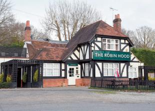 Pinkneys Green pub at centre of financial row