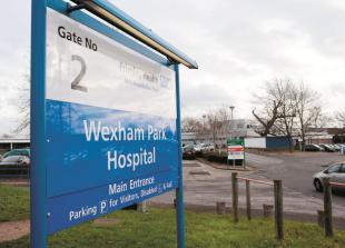 Frimley Health NHS Foundation Trust close to capacity over winter