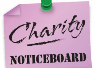 Charity noticeboard: October 17