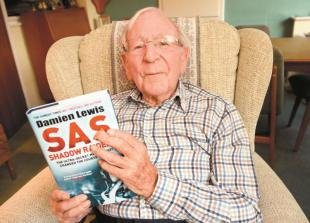 Windsor war veteran talks about his work at top secret agency during Second World War