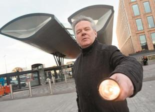 Commuter criticises delay over fixing of Slough Bus Station lights