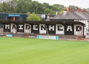 Maidenhead United lobby National League to ask for return of fans or compensation from Government